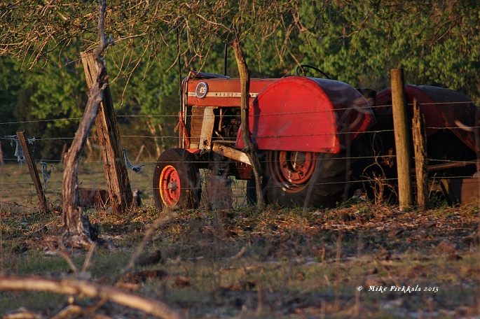 TRACTOR A1