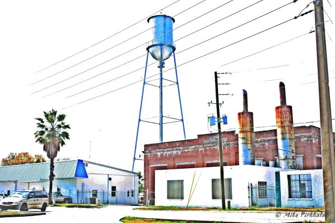Old Power Plant Sebring, Florida